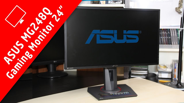 Asus MG248Q highlights and review