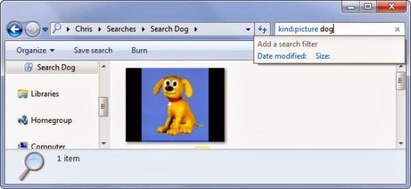 Tìm kiếm nhanh tốc độ cao trong Windows