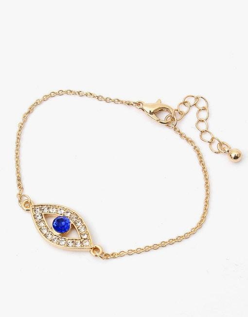 كيم كاردشيان تروج مجموعة جديدة من المجوهرات Eye Bangles
