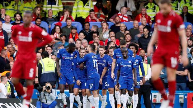 Liverpool Melawan Chelsea Hazard Dan Batu Sandungan 2019