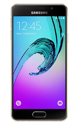 Harga dan Spesifikasi Samsung Galaxy A310 Smartphone - Gold Terbaru