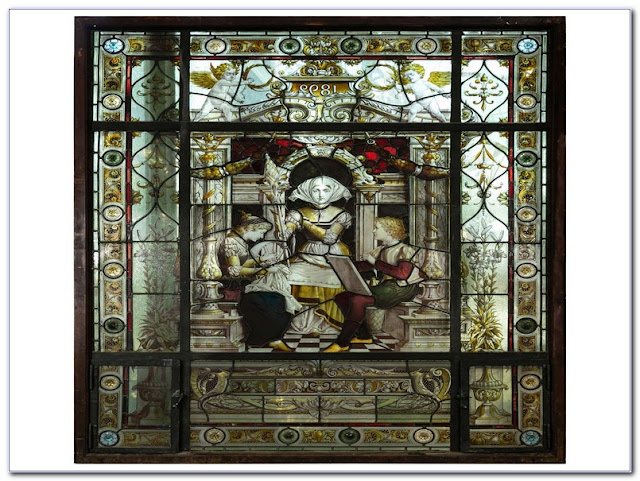 Buy Antique Stained Glass Windows For Sale