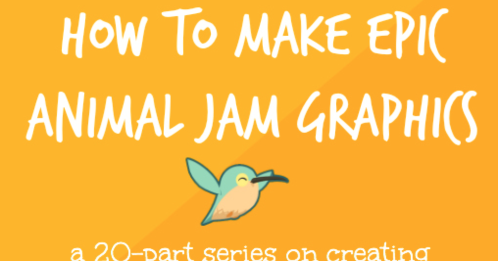 Animal jam graphic central how to create epic animal jam - How to get a bat on animal jam ...