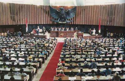 Kekuasaaan negara menjadi instrumen penting bagi suatu negara Pembagian Kekuasaan Secara Vertikal dan Horizontal di Indonesia