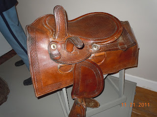 ladies side saddle