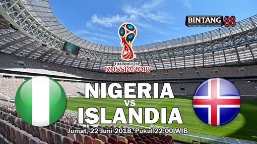 Prediksi Nigeria Vs Islandia 22 Juni 2018