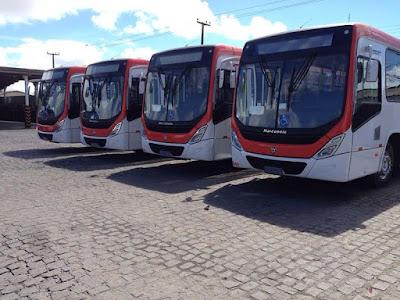 Começa a funcionar hoje em Campina Grande aplicativo de celular Nosso Ônibus