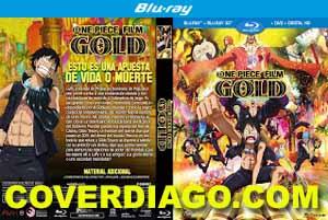 One Piece Film Gold -BLURAY