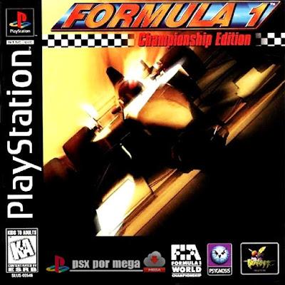 descargar formula 1 championship edition psx mega