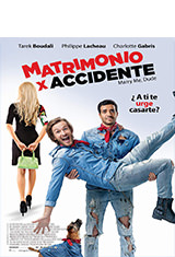 Matrimonio x accidente (2017) DVDRip Latino AC3 2.0
