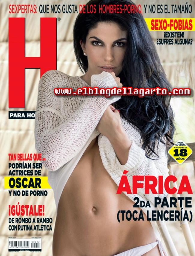 H para Hombres Enero 2017 - África