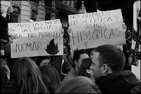 cartel,feminista,8M,manifestacion,valencia