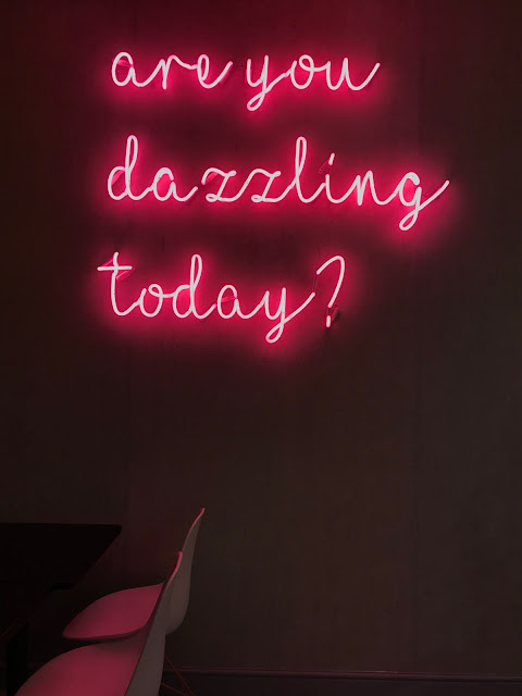 Are You Dazzling Today?