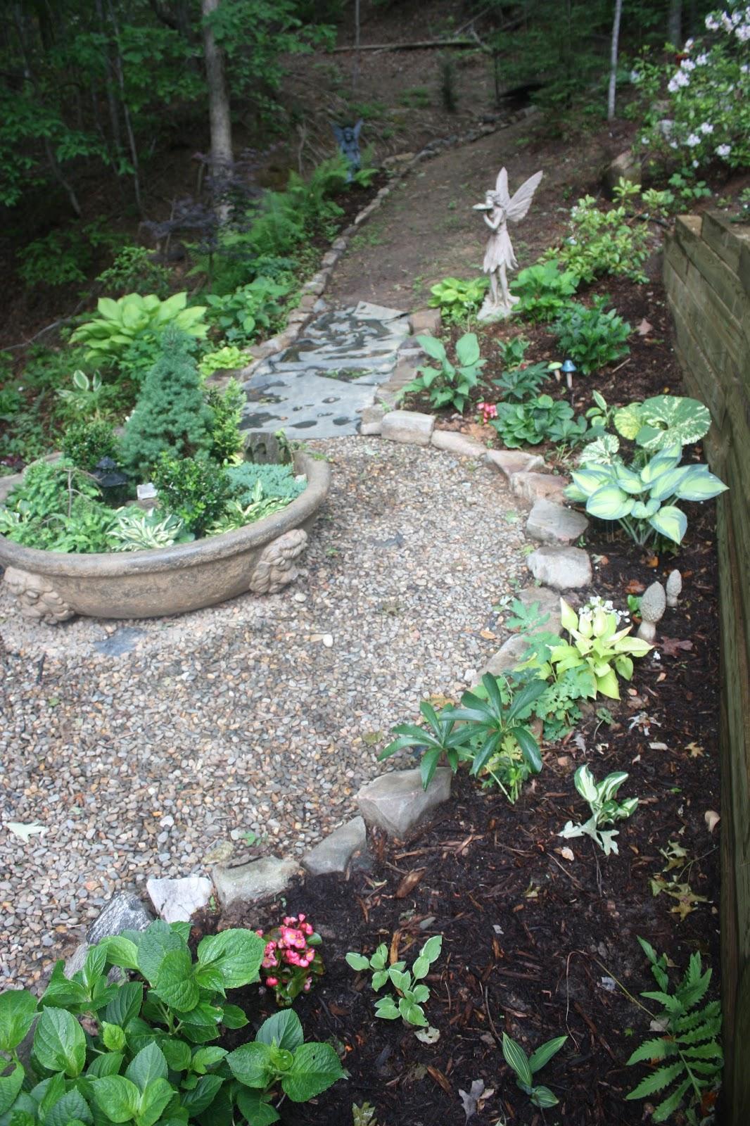 Garden Thyme With The Creative Gardener The New Garden Is
