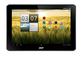 Acer Iconia Tab A200 10.1-inch Android Tablet debuts