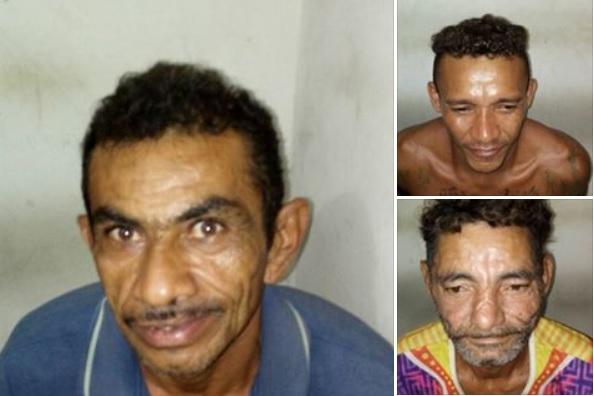 Policiais Civis de Aracati cumprem mandados de prisão e prendem acusados de tráfico de drogas
