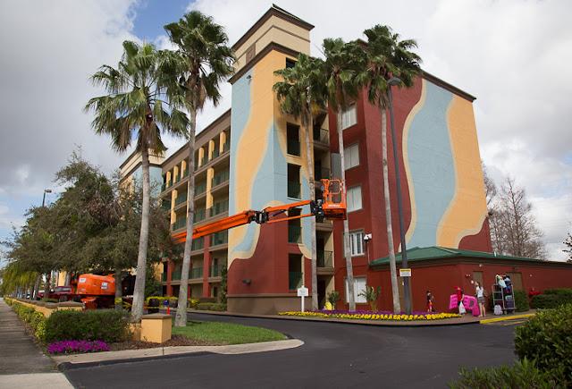 majoitus Orlando vinkkejä