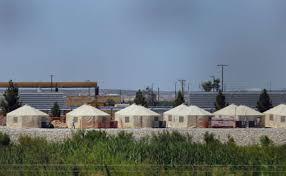 camps de tentes