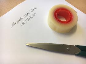 Pegatinas para personalizar detalles en tu boda: Tutorial paso por paso