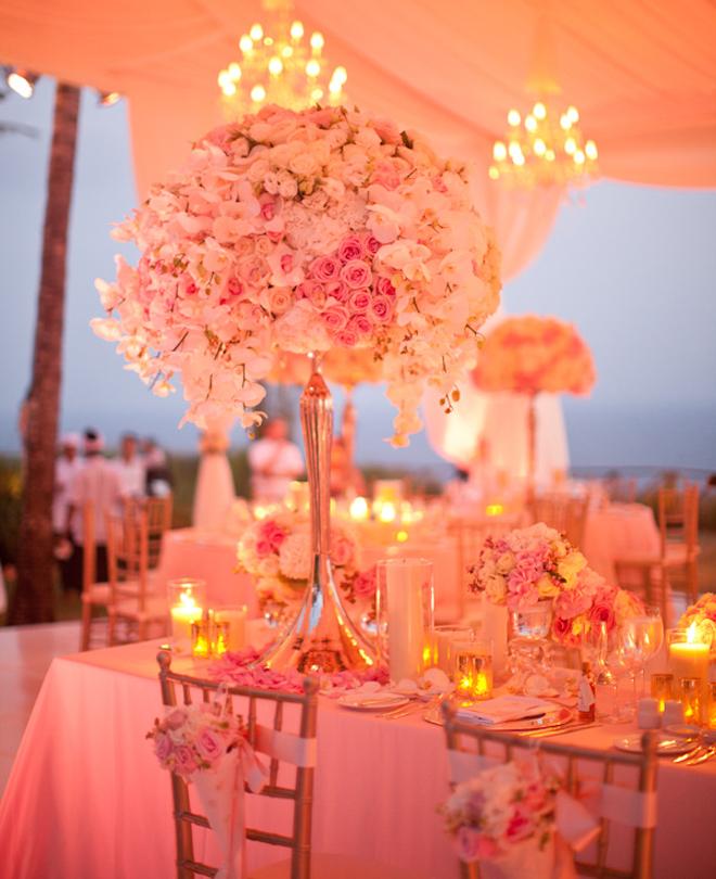 Flower Arrangements For Wedding Receptions: 25 Stunning Wedding Centerpieces
