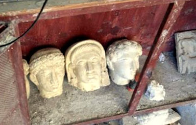 Lebanon busts network smuggling Syrian antiquities