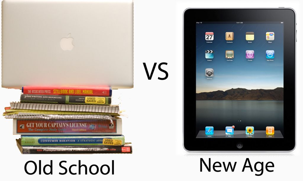 the future of education textbooks vs tablets