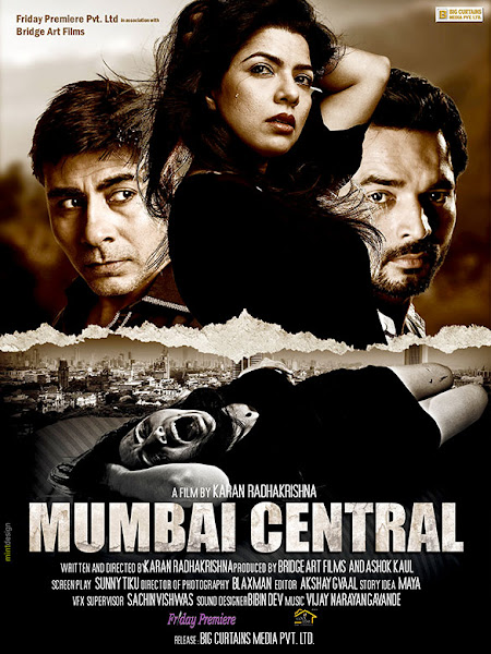 Mumbai Central (2016) Movie Poster