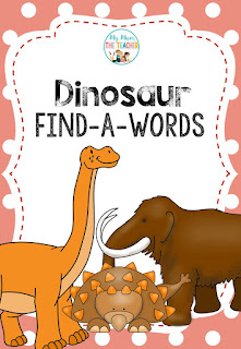 https://www.teacherspayteachers.com/Product/Dinosaur-Find-a-Words-2252766