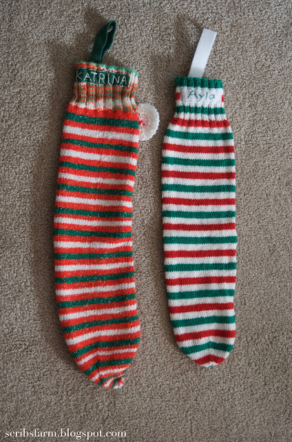 simple stocking