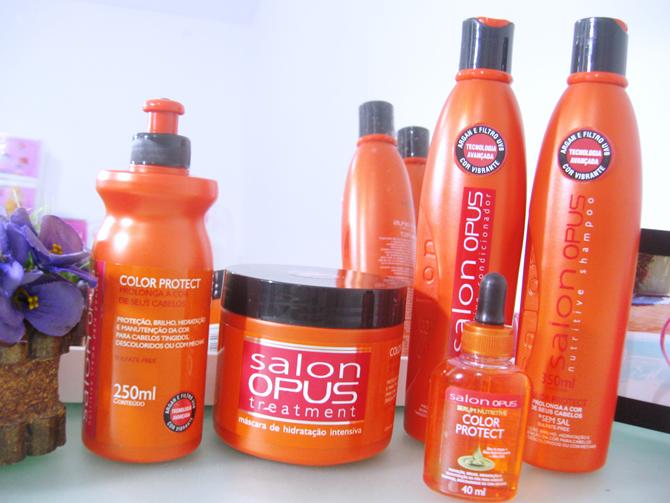 Salon Opus Nutrição Color Protect