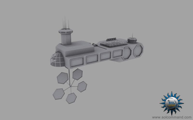 planetoid orbital structure