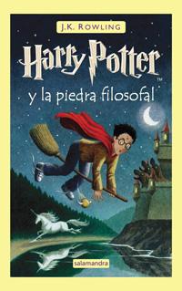 Harry Potter y la Piedra Filosofal, de J K Rowling