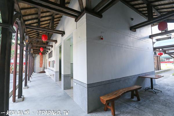 《台中.北屯》一德洋樓(林懋陽故居)|歷史建築|羅布森冊惦|1925伊就愛我|布朗尼咖啡|禧院喜餅
