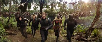 Film Avengers: Infinity War (2018)2