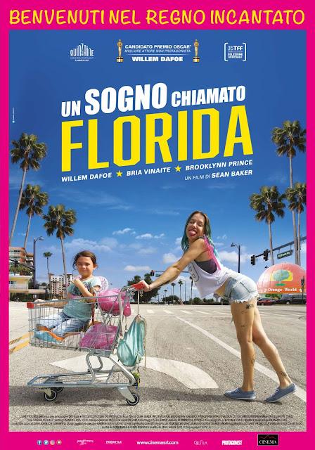 Un Sogno Chiamato Florida Sean Baker
