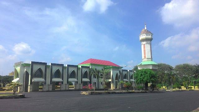 Tempat Jogging Di Kotabumi Lampung Utara