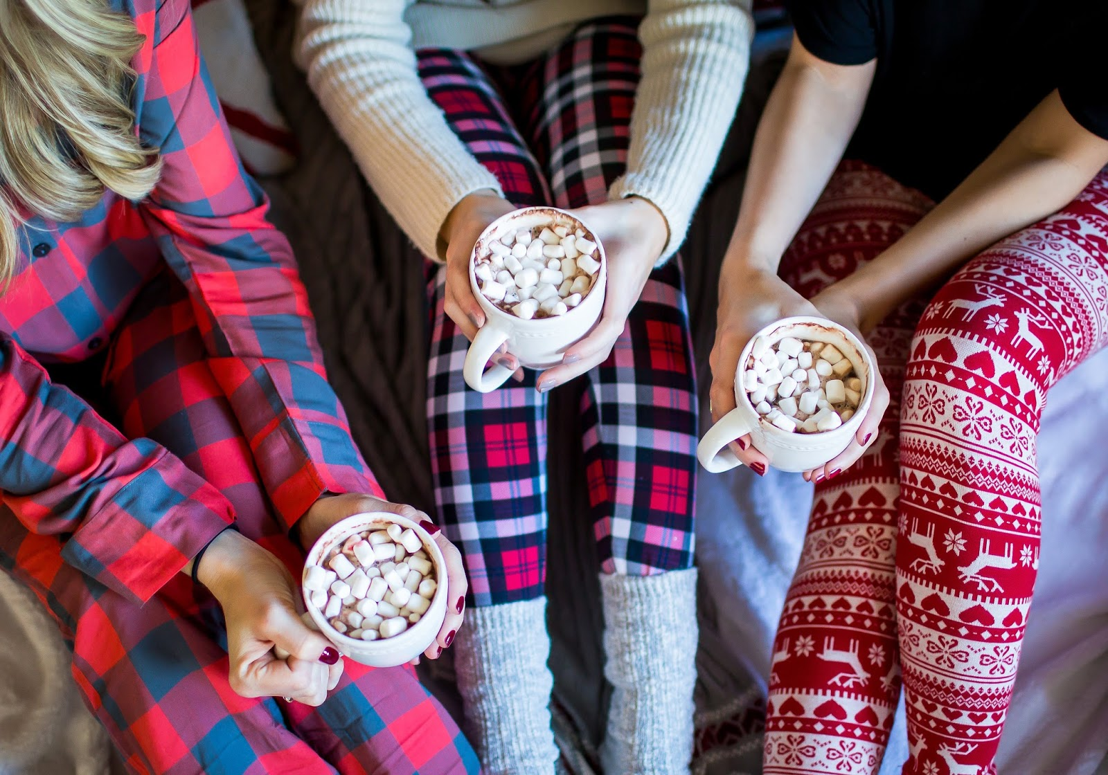 Image result for jammie christmas party