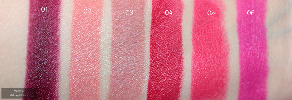 marzena makeup beauty bell velvet story lipstick