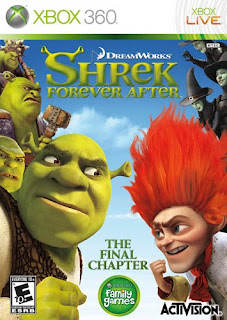 Shrek Forever After (X-BOX 360) 2010