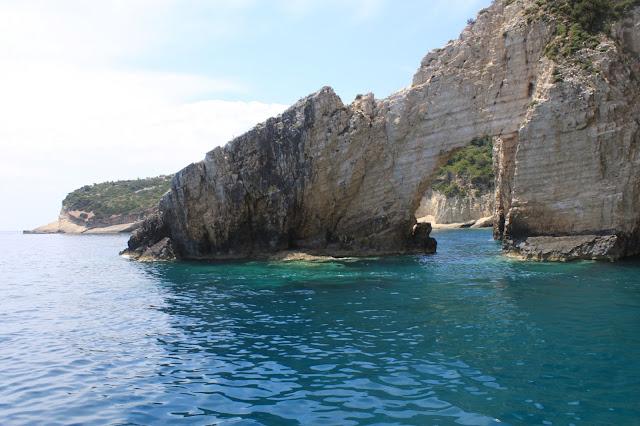 Moje greckie wakacje na wyspie Zakynthos.