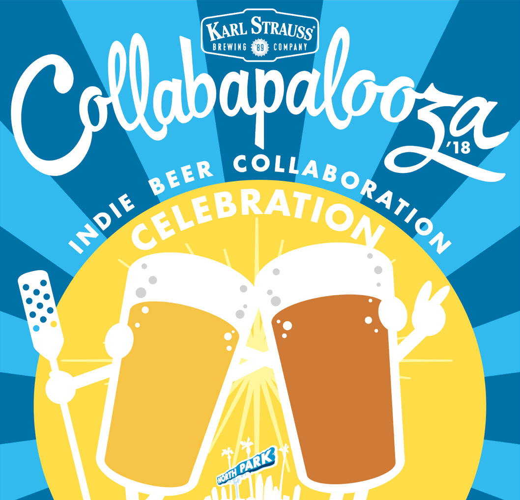 Enter to win VIP tickets to Karl Strauss Brewing Company's Collabapalooza on November 10!