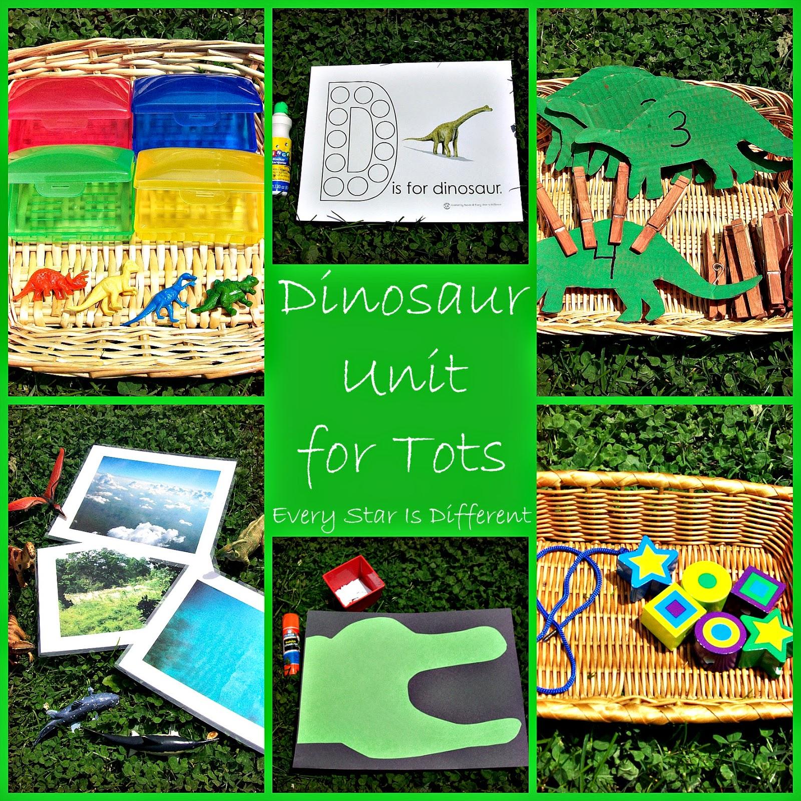 Montessori Inspired Dinosaur Ts Amp Resources For Children