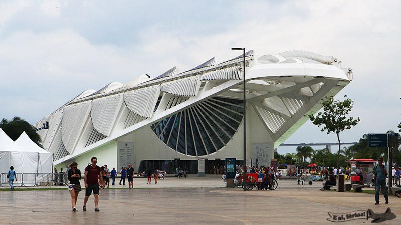 Museu do Amanhã, Praça Mauá, Rio de Janeiro