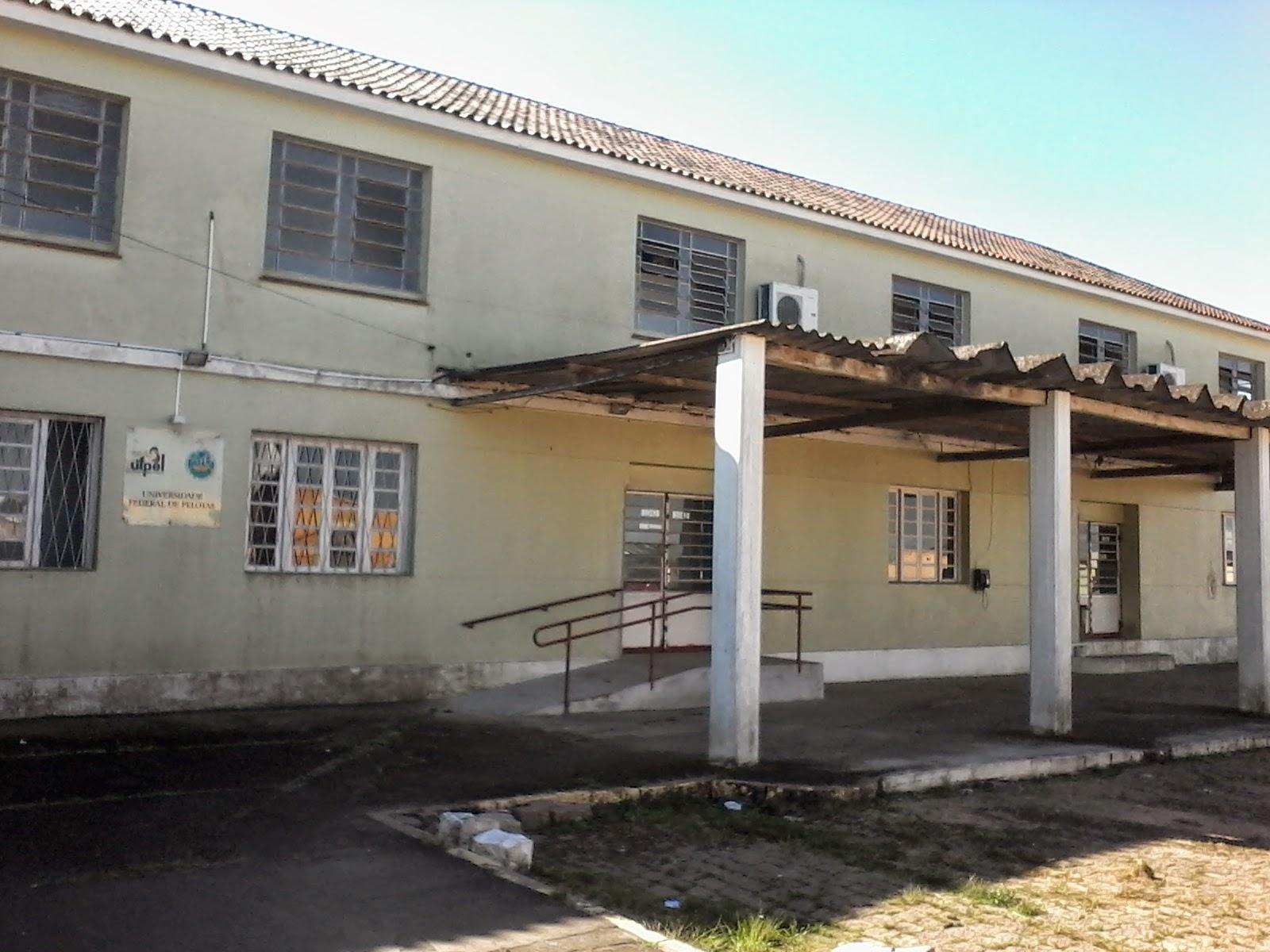 UFPel, campus de Pinherio Machado
