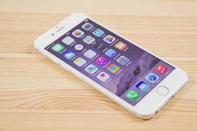 Thay mat kinh iPhone 6 chinh hang
