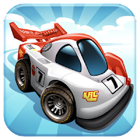 Download Mini Motor Racing v1.8.2 Full Game Apk Terbaru