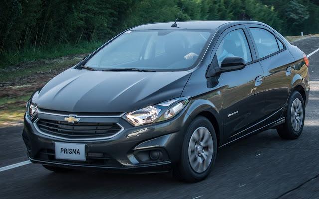 Chevrolet Prisma Advantage 2019 Automático