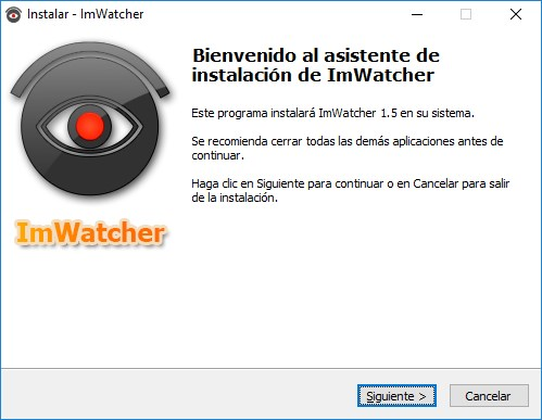 ImWatcher imagenes hd