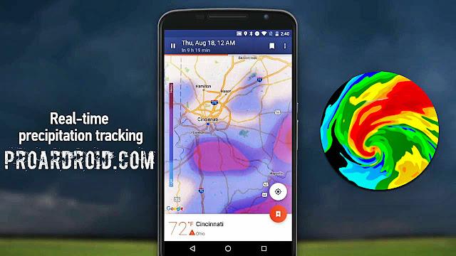 تطبيق NOAA Weather Radar & Alerts v1.19 نسخة كاملة للأندرويد مجاناً logo