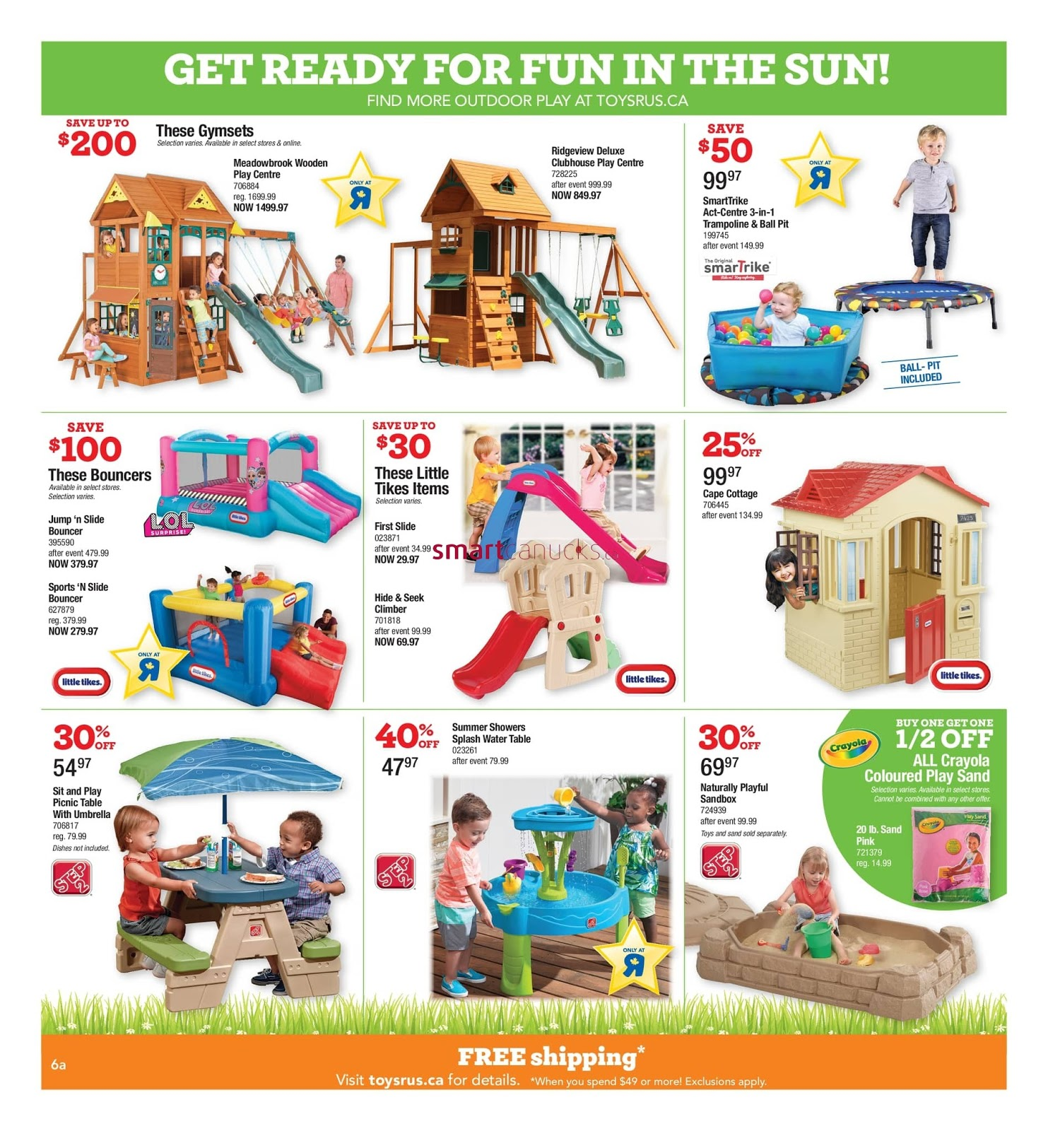 Toys R Us Weekly Flyer September 14 20 2019
